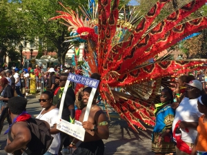 West Indian Carnival Parade