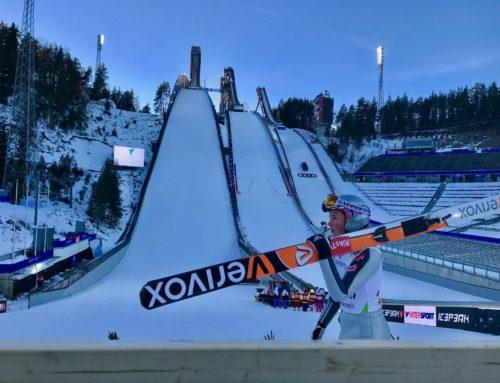 """Fast perfekter """"Kraft""""-Akt bei Nordischen WM in Lahti"""
