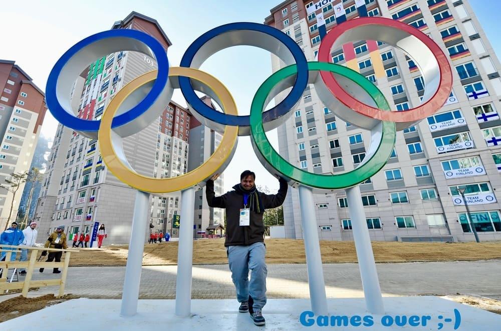 Olympic Games Pyeongchang 2018