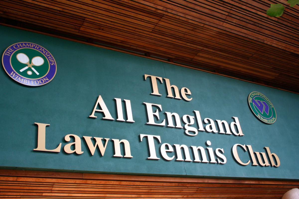 Grand Slam London Wimbledon