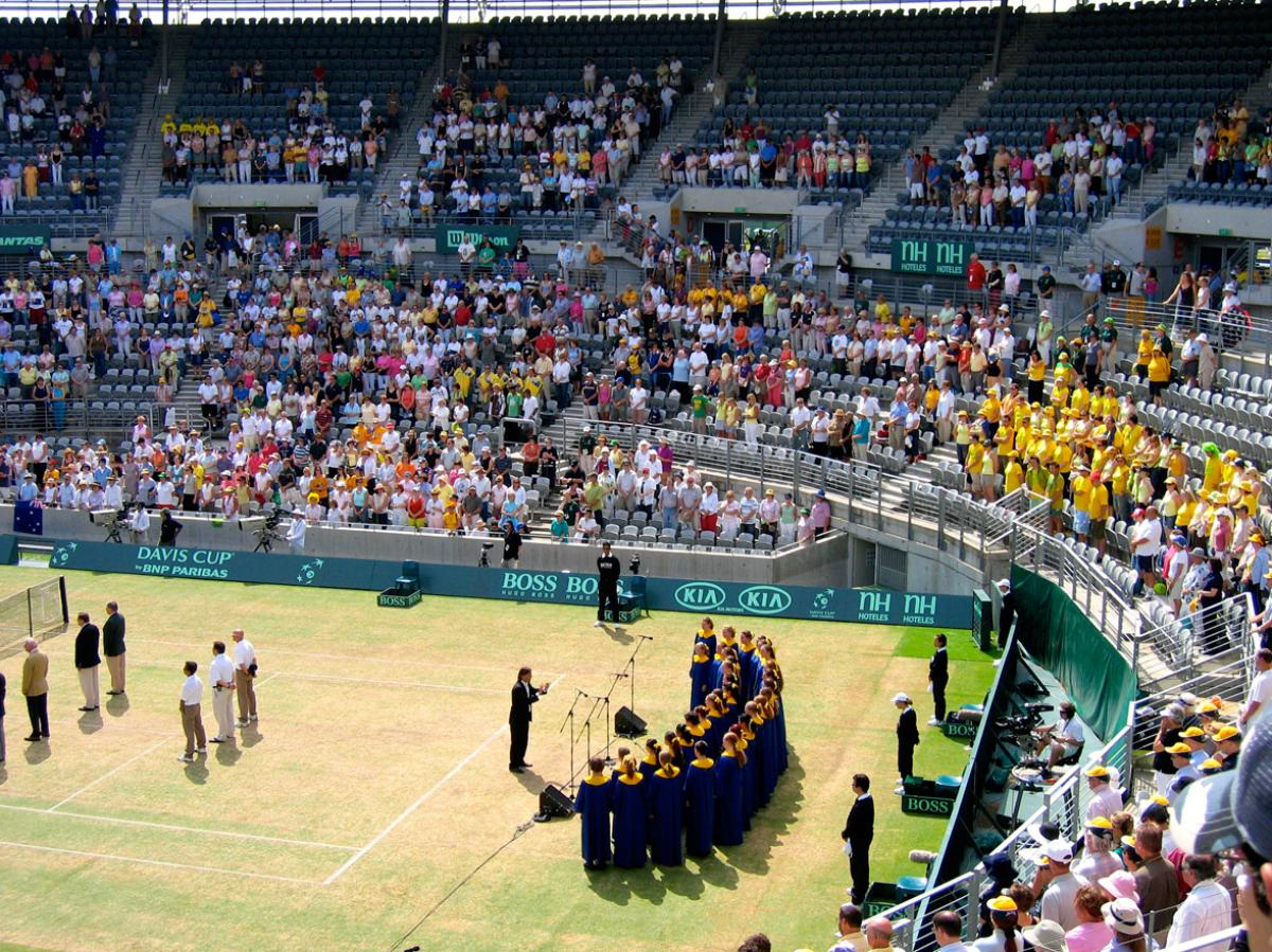 Sydney 2005 Davis Cup