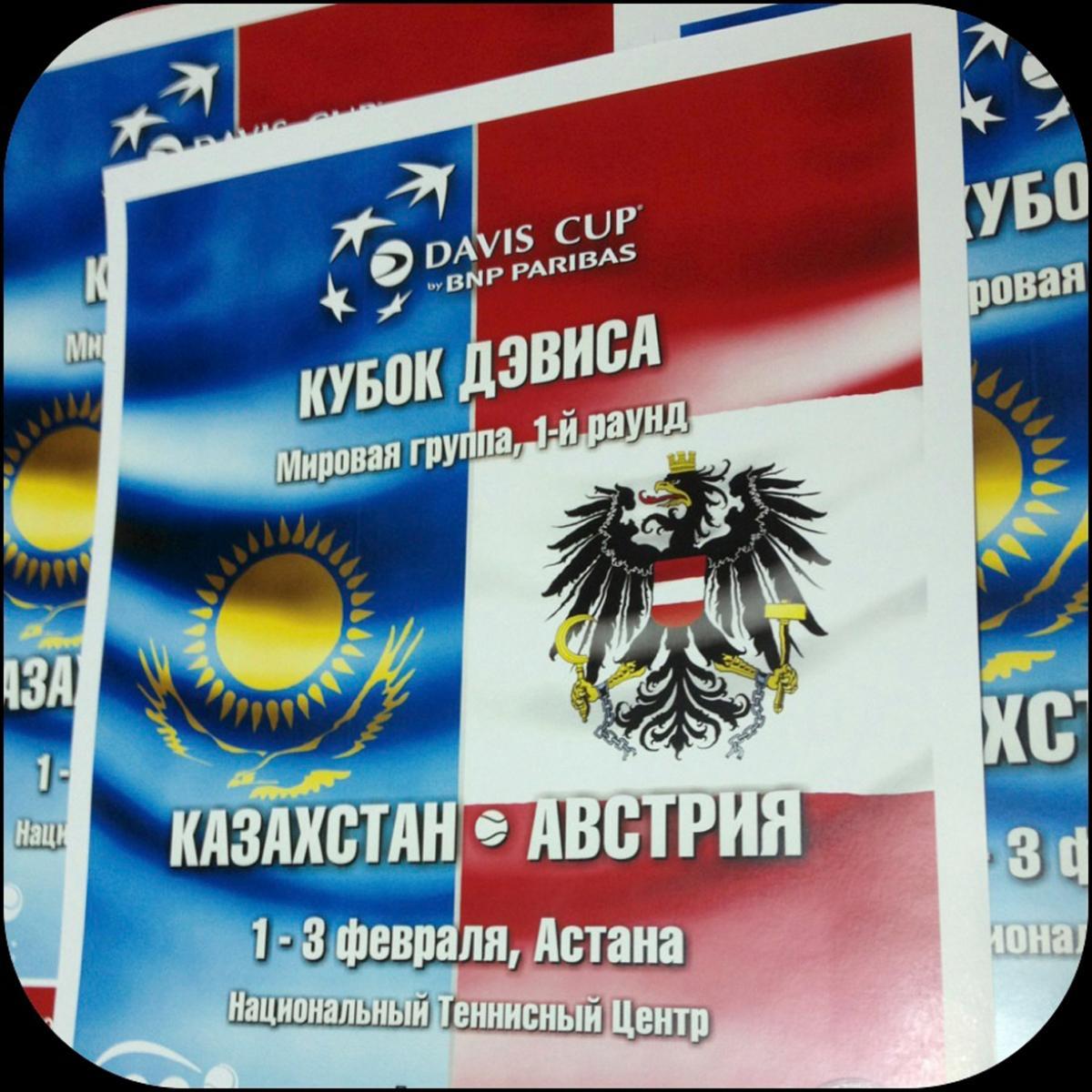 Astana Kachastan Davis Cup 2013